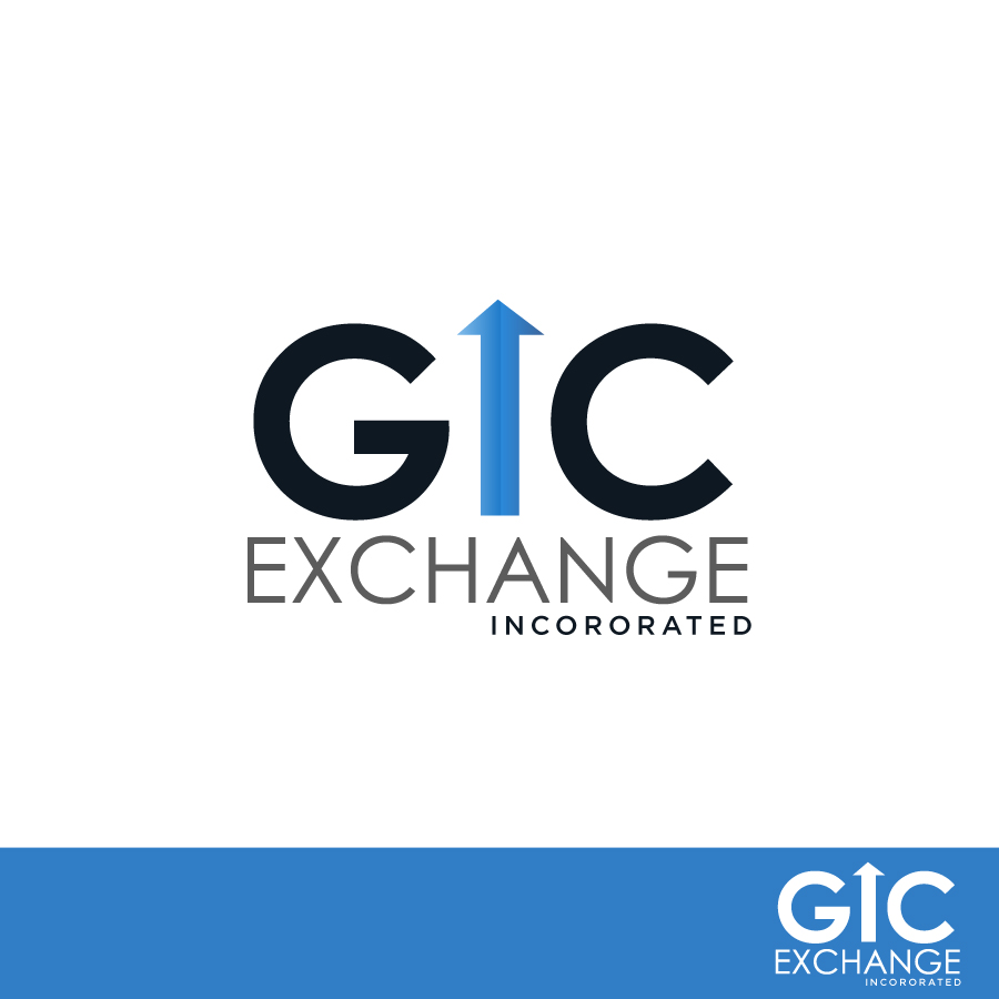 Logo Design by Edward Goodwin - Entry No. 114 in the Logo Design Contest Logo Design Needed for Exciting New Company GIC Exchange Inc..