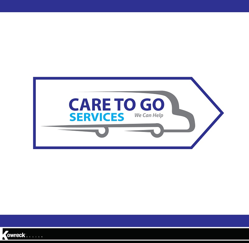 Logo Design by kowreck - Entry No. 128 in the Logo Design Contest Care To Go Services.