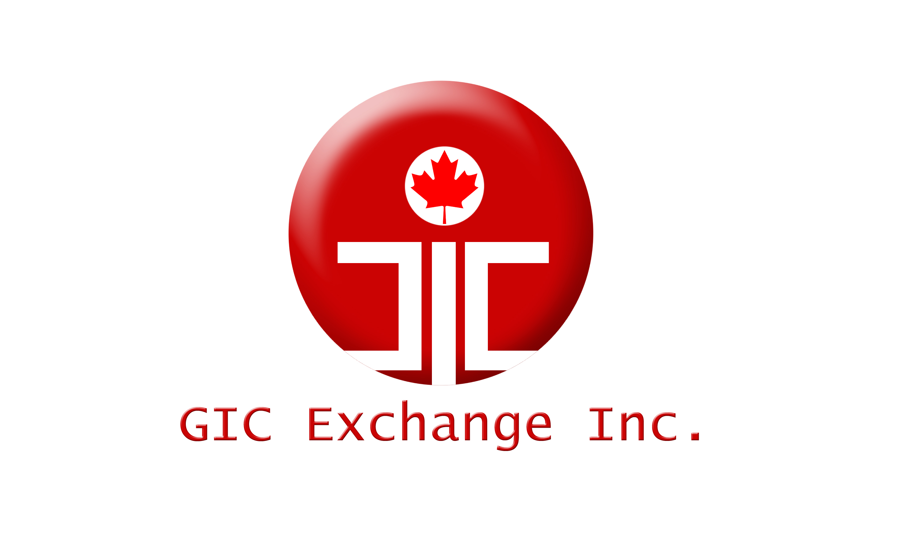 Logo Design by Dindo Sarona - Entry No. 121 in the Logo Design Contest Logo Design Needed for Exciting New Company GIC Exchange Inc..