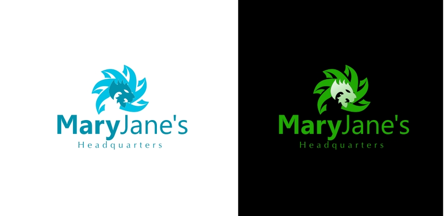 Logo Design by Private User - Entry No. 94 in the Logo Design Contest Mary Jane's Headquarters Logo Design.