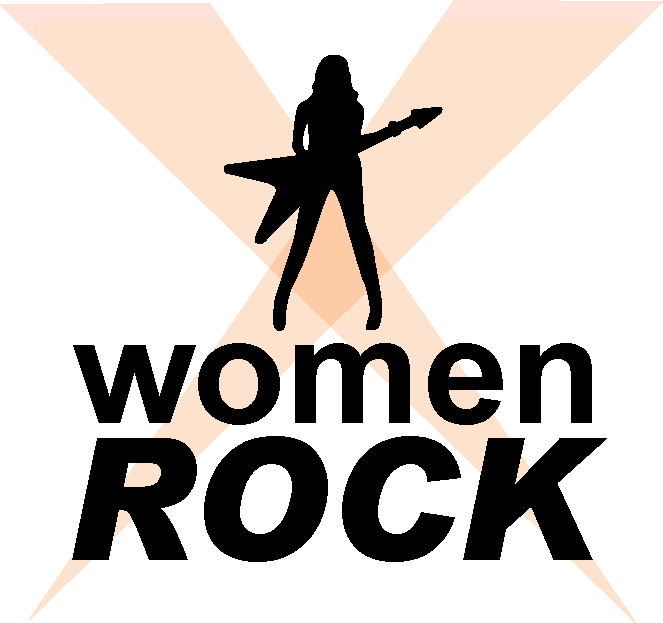 Logo Design by MilesGrahamUK - Entry No. 22 in the Logo Design Contest Women ROCK! - Dress for Success Pittsburgh.