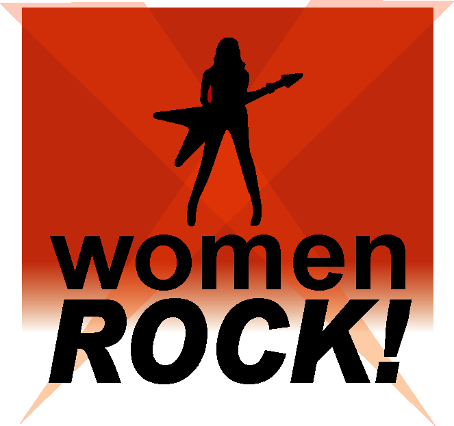 Logo Design by MilesGrahamUK - Entry No. 23 in the Logo Design Contest Women ROCK! - Dress for Success Pittsburgh.