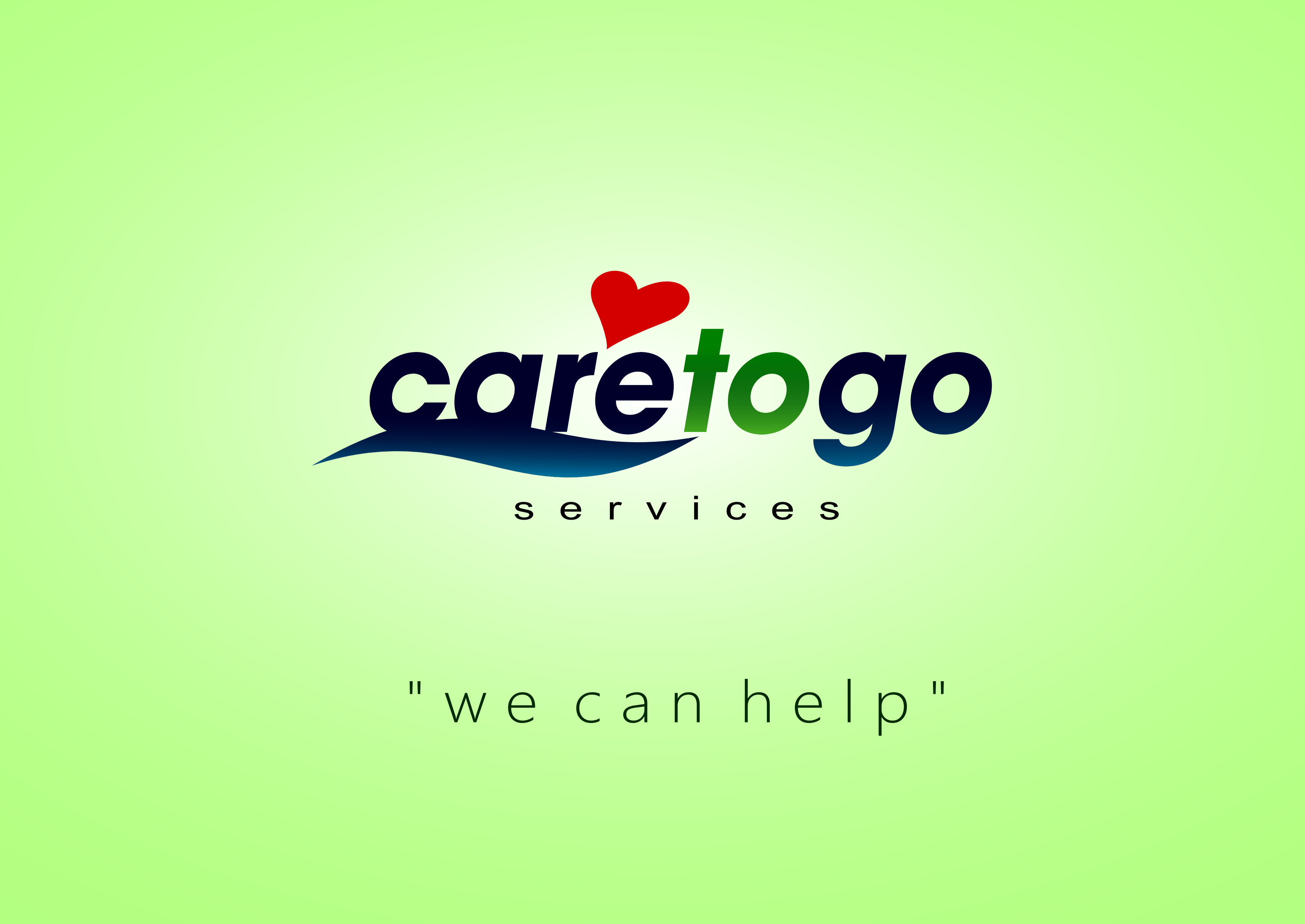 Logo Design by whoosef - Entry No. 139 in the Logo Design Contest Care To Go Services.