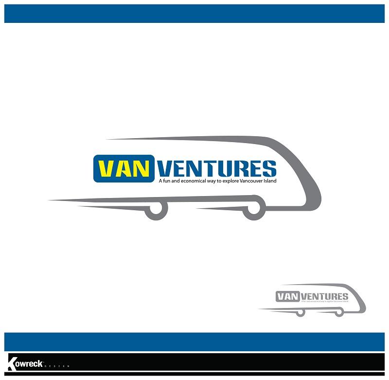 Logo Design by kowreck - Entry No. 7 in the Logo Design Contest New Logo Design for Van Ventures.