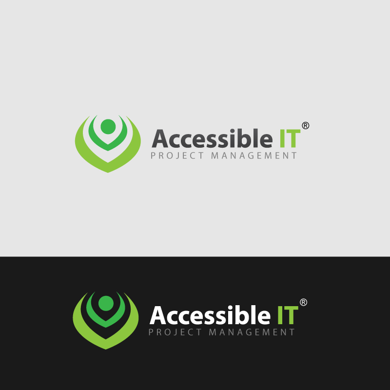 Logo Design by Gouranga Deuri - Entry No. 72 in the Logo Design Contest Logo Design Needed for Exciting New Company Accessible IT.