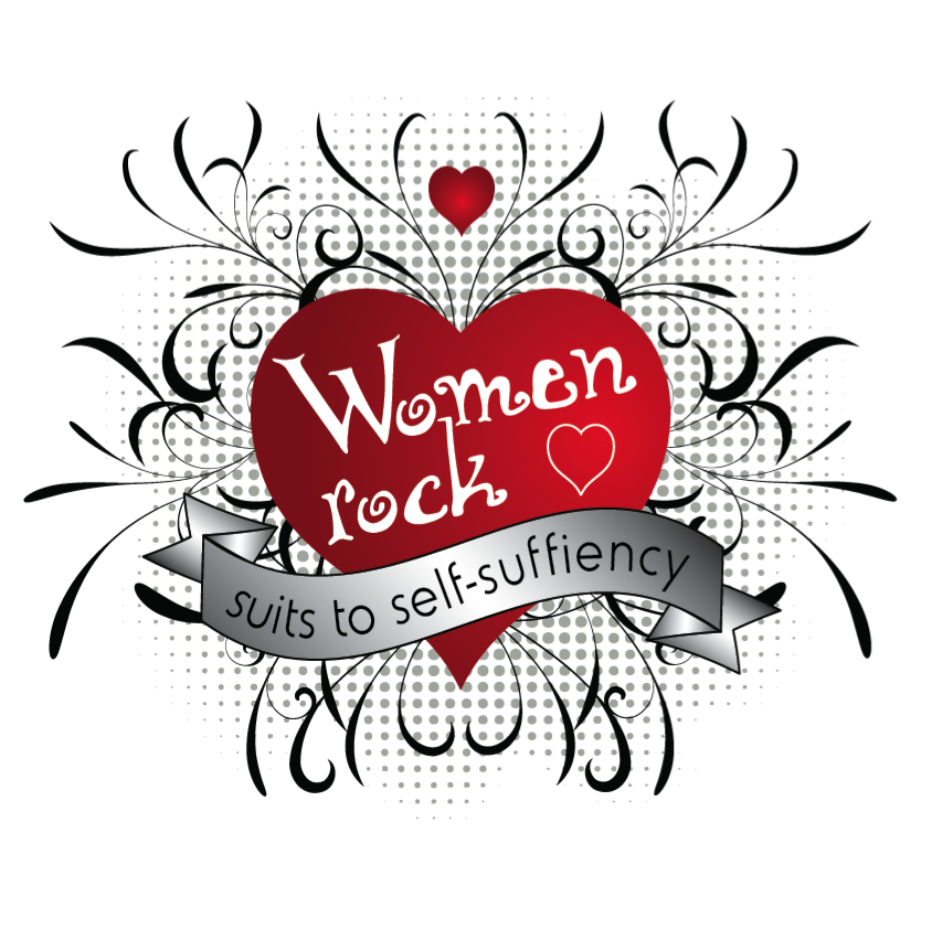 Logo Design by limix - Entry No. 27 in the Logo Design Contest Women ROCK! - Dress for Success Pittsburgh.