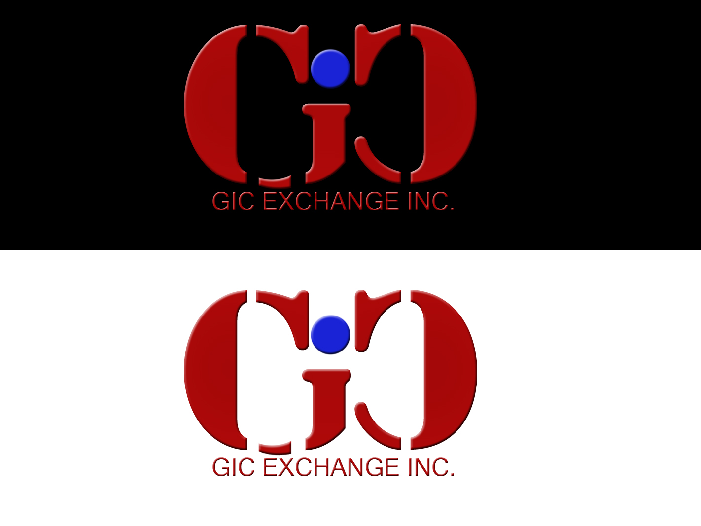 Logo Design by Jerry Nable Jr - Entry No. 132 in the Logo Design Contest Logo Design Needed for Exciting New Company GIC Exchange Inc..