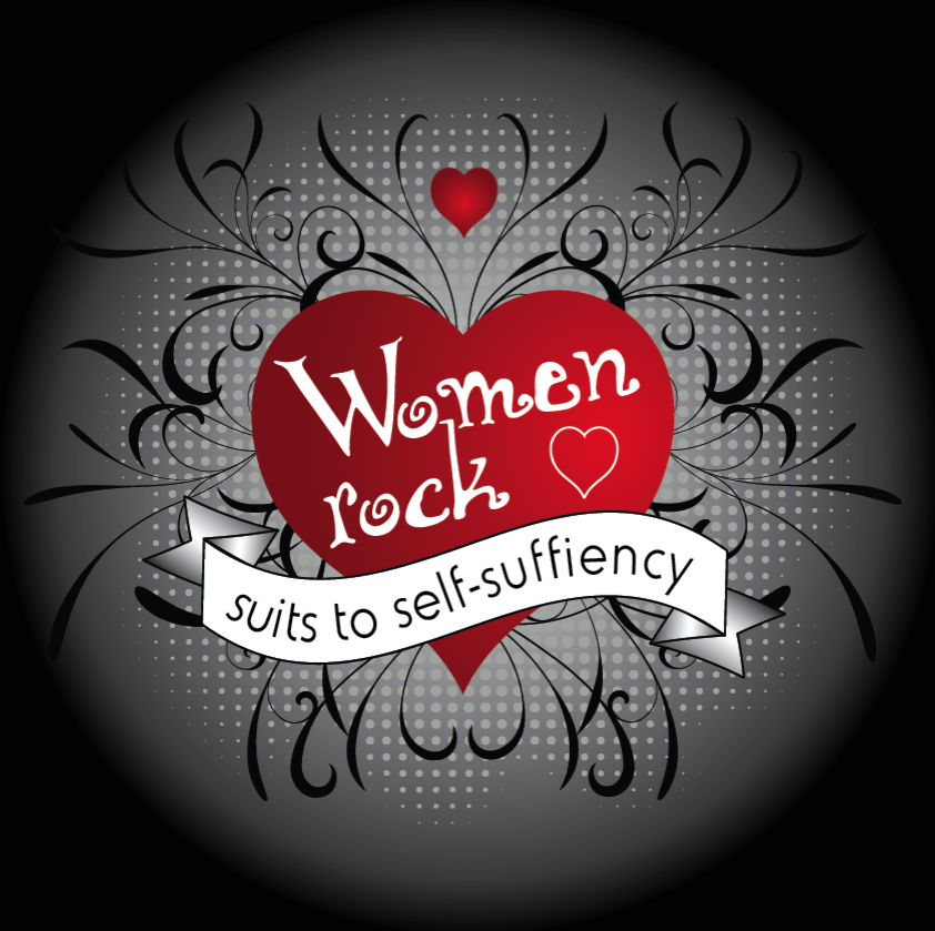 Logo Design by limix - Entry No. 28 in the Logo Design Contest Women ROCK! - Dress for Success Pittsburgh.