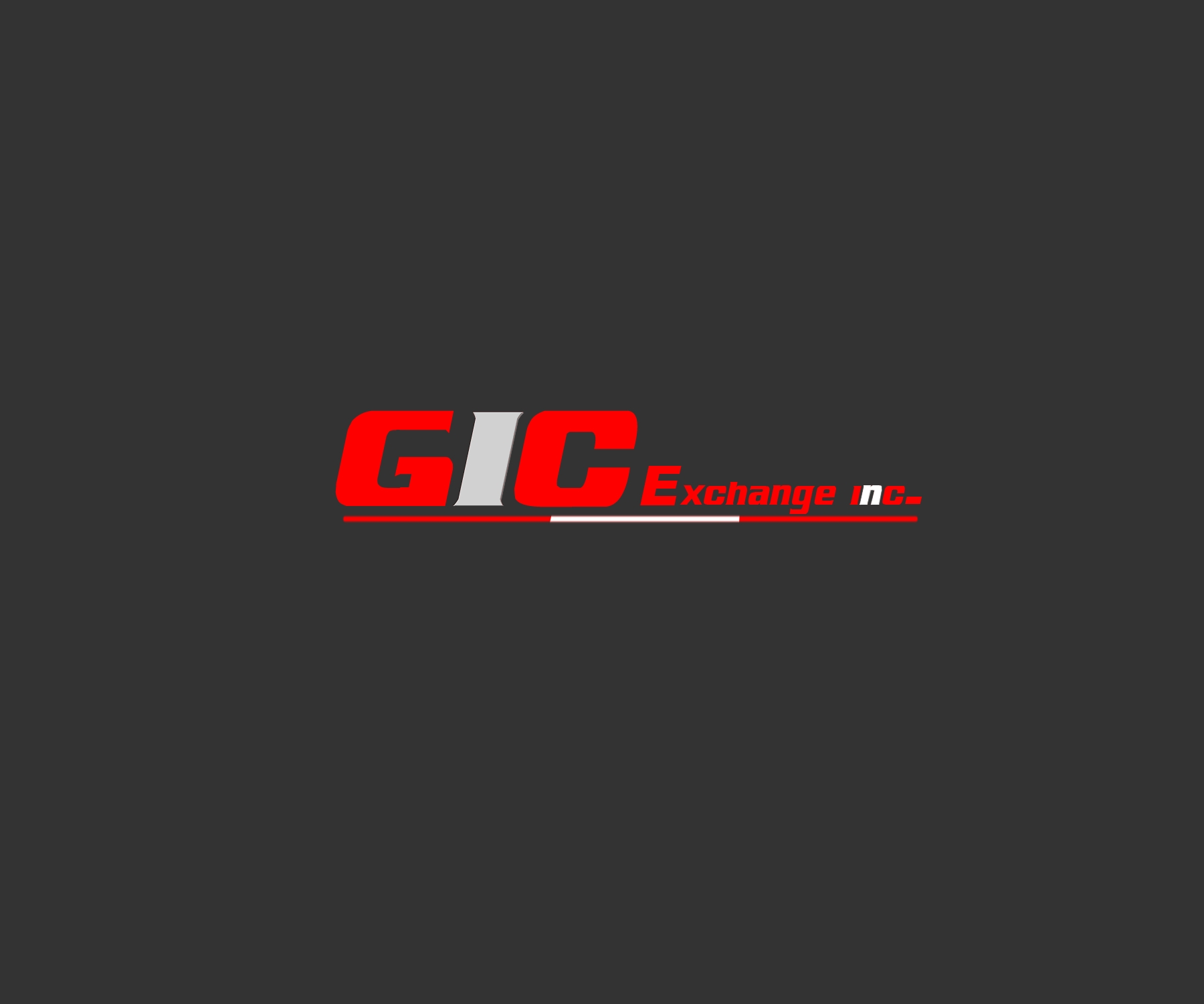 Logo Design by Edenroy Gemida - Entry No. 135 in the Logo Design Contest Logo Design Needed for Exciting New Company GIC Exchange Inc..
