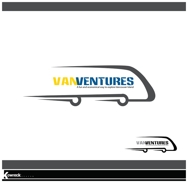 Logo Design by kowreck - Entry No. 9 in the Logo Design Contest New Logo Design for Van Ventures.