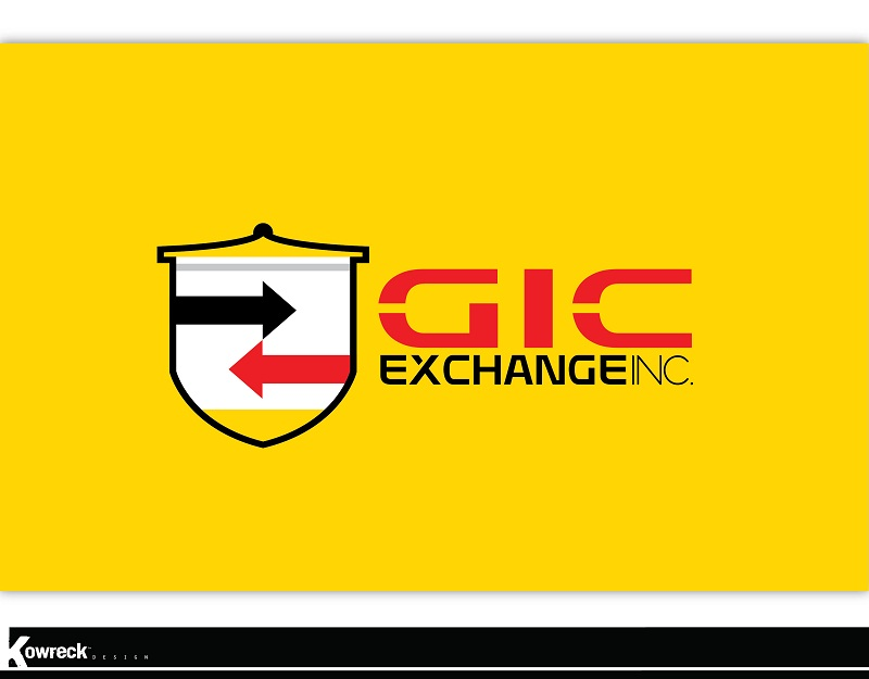 Logo Design by kowreck - Entry No. 139 in the Logo Design Contest Logo Design Needed for Exciting New Company GIC Exchange Inc..