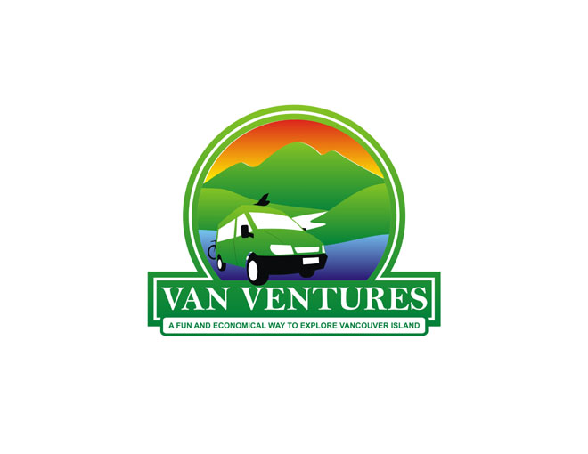 Logo Design by Private User - Entry No. 10 in the Logo Design Contest New Logo Design for Van Ventures.