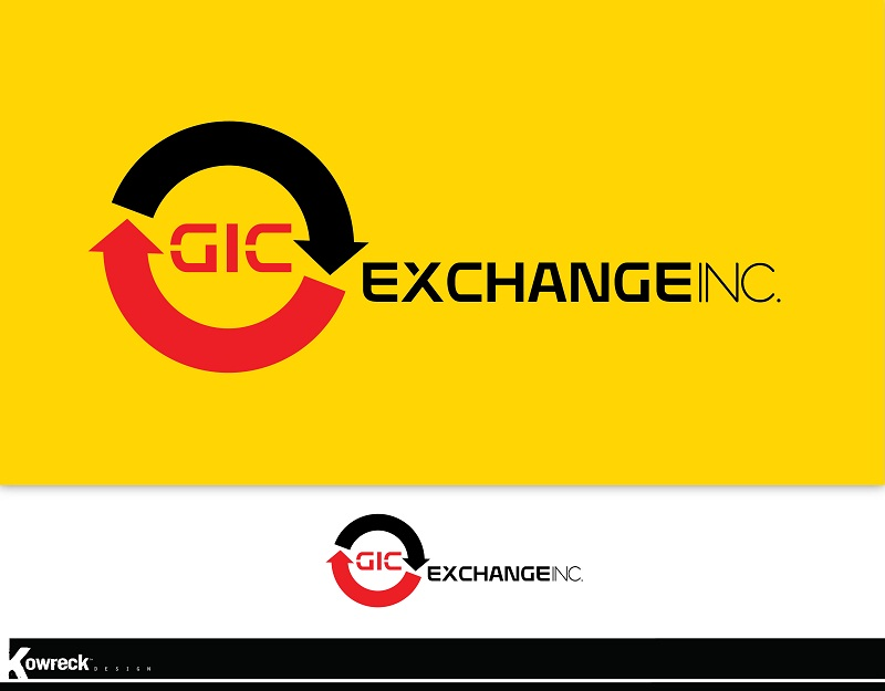Logo Design by kowreck - Entry No. 140 in the Logo Design Contest Logo Design Needed for Exciting New Company GIC Exchange Inc..