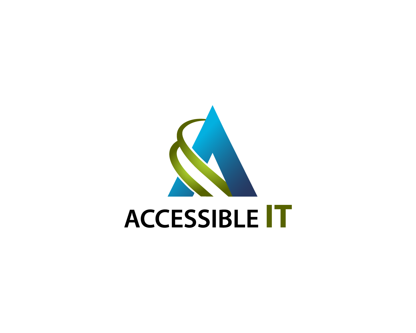 Logo Design by pralon - Entry No. 92 in the Logo Design Contest Logo Design Needed for Exciting New Company Accessible IT.