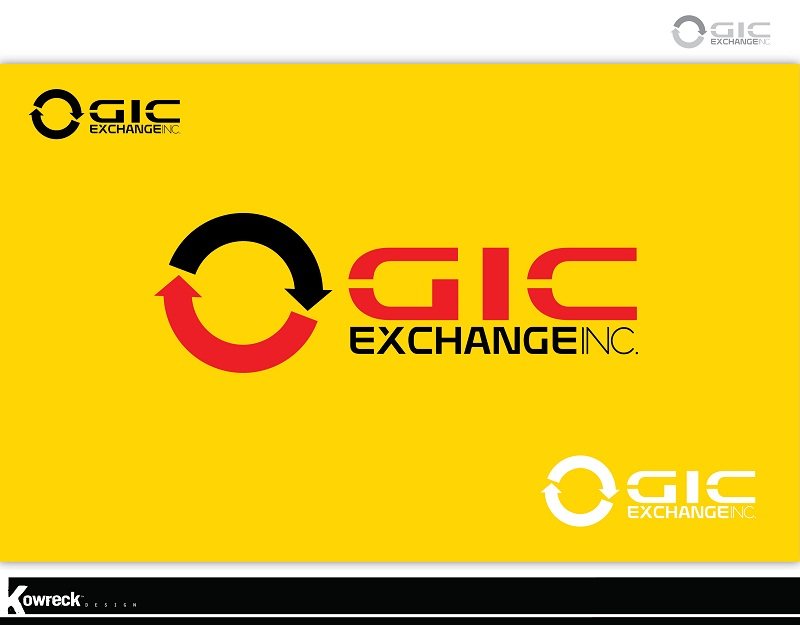 Logo Design by kowreck - Entry No. 141 in the Logo Design Contest Logo Design Needed for Exciting New Company GIC Exchange Inc..