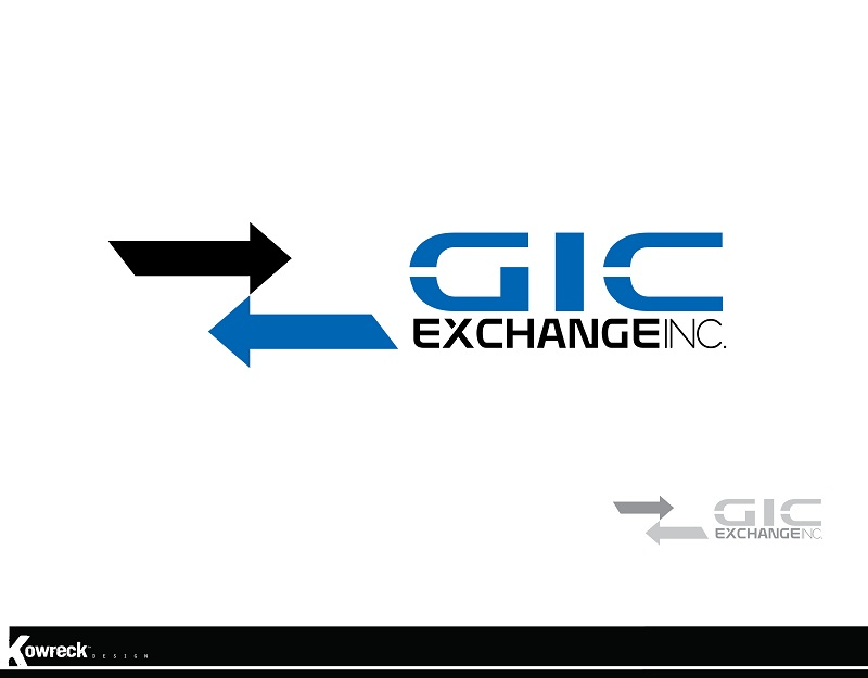 Logo Design by kowreck - Entry No. 143 in the Logo Design Contest Logo Design Needed for Exciting New Company GIC Exchange Inc..