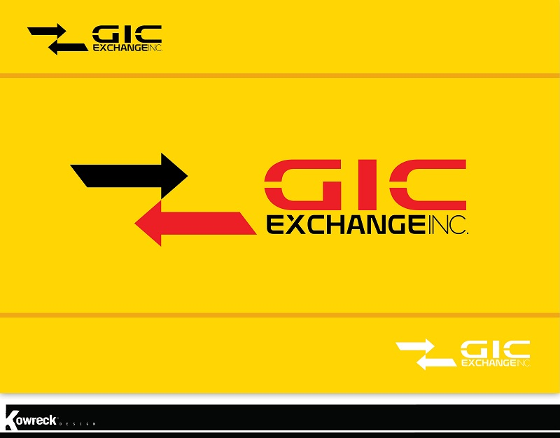 Logo Design by kowreck - Entry No. 144 in the Logo Design Contest Logo Design Needed for Exciting New Company GIC Exchange Inc..