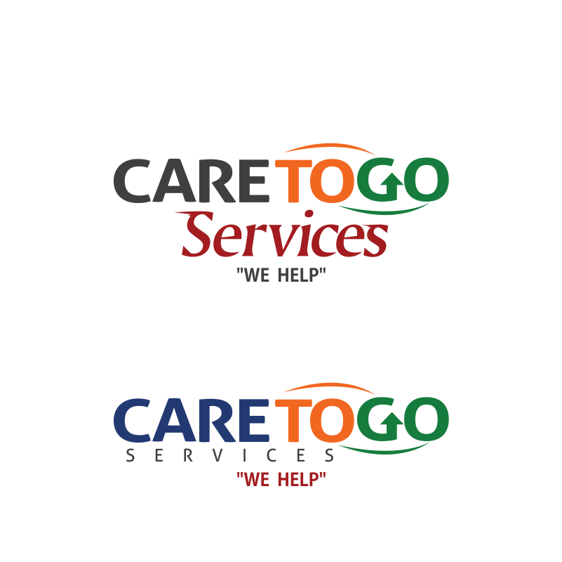 Logo Design by moisesf - Entry No. 163 in the Logo Design Contest Care To Go Services.