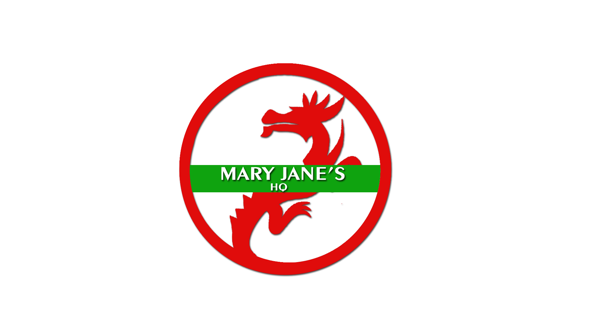 Logo Design by intentio_graphikos - Entry No. 97 in the Logo Design Contest Mary Jane's Headquarters Logo Design.