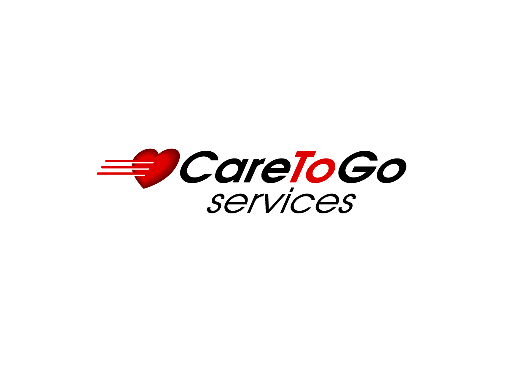 Logo Design by Wilfredo Mendoza - Entry No. 167 in the Logo Design Contest Care To Go Services.