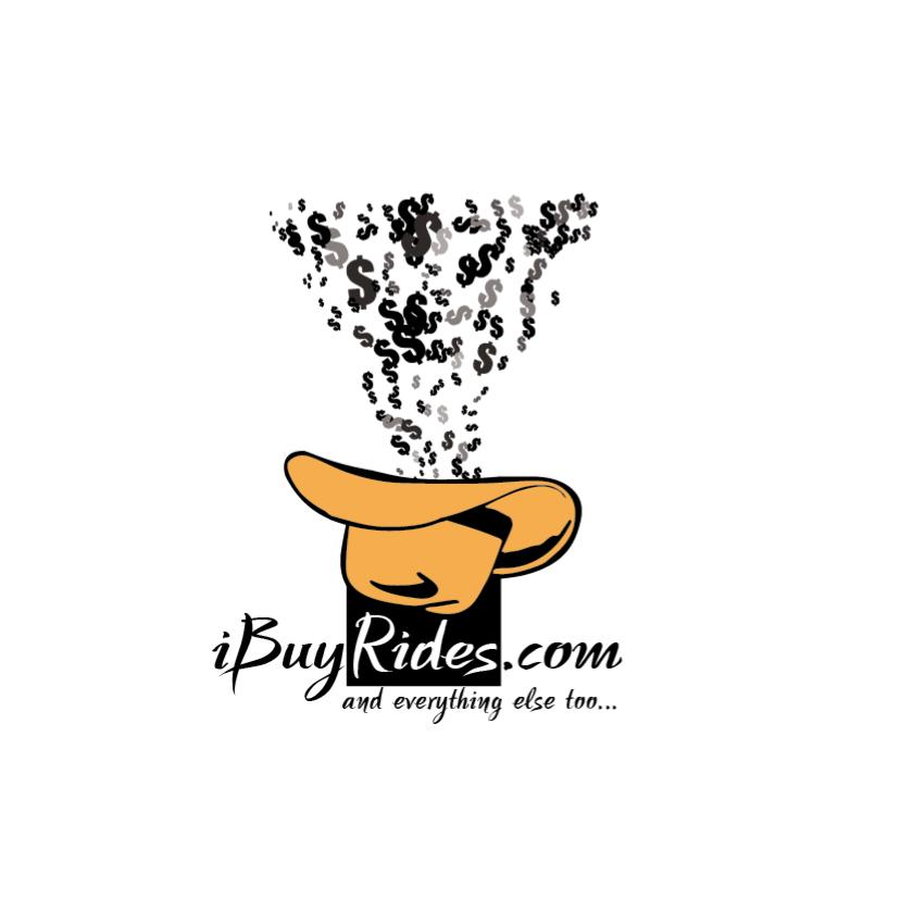 Logo Design by limix - Entry No. 41 in the Logo Design Contest IBuyRides.com needs a Cool Country Funny Cartoony Logo.