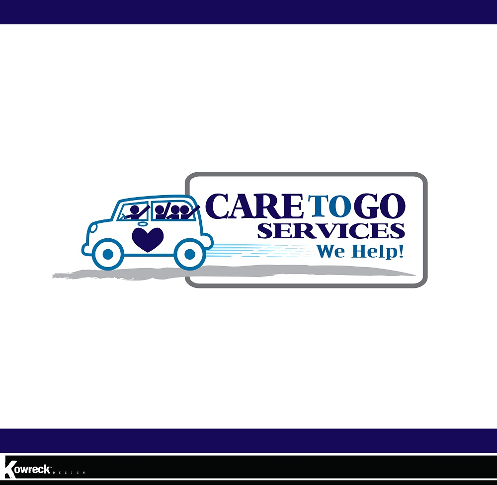 Logo Design by kowreck - Entry No. 170 in the Logo Design Contest Care To Go Services.