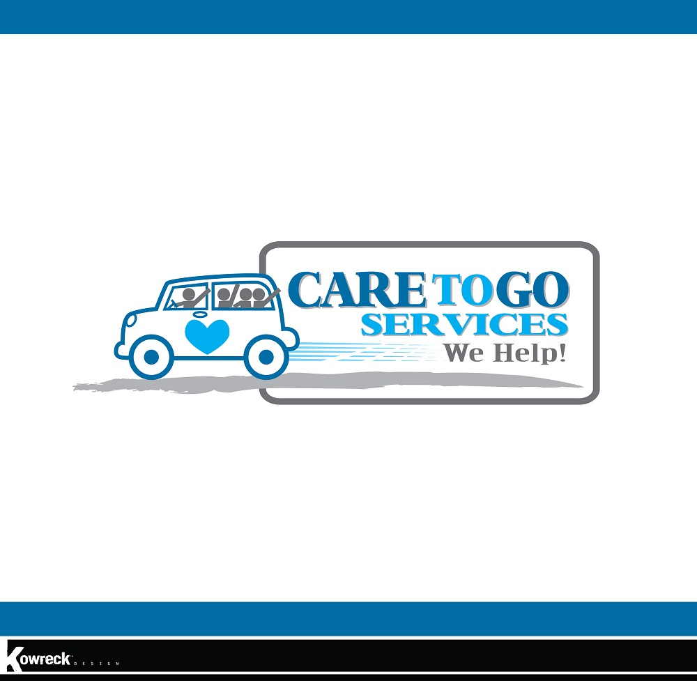 Logo Design by kowreck - Entry No. 171 in the Logo Design Contest Care To Go Services.