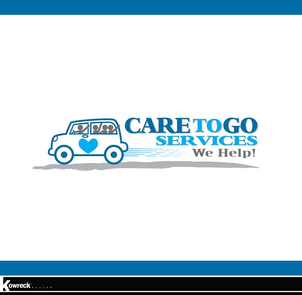 Logo Design by kowreck - Entry No. 172 in the Logo Design Contest Care To Go Services.