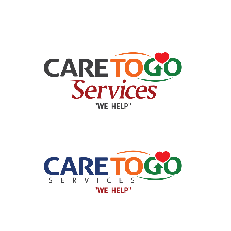 Logo Design by moisesf - Entry No. 174 in the Logo Design Contest Care To Go Services.