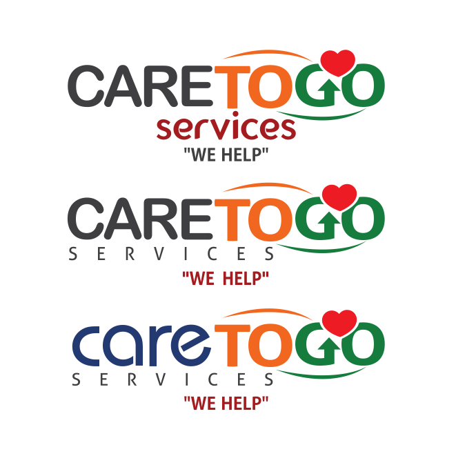 Logo Design by moisesf - Entry No. 175 in the Logo Design Contest Care To Go Services.