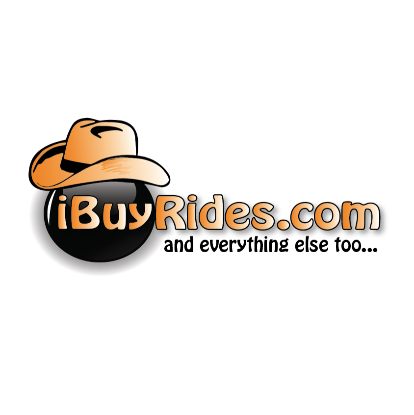 Logo Design by limix - Entry No. 43 in the Logo Design Contest IBuyRides.com needs a Cool Country Funny Cartoony Logo.