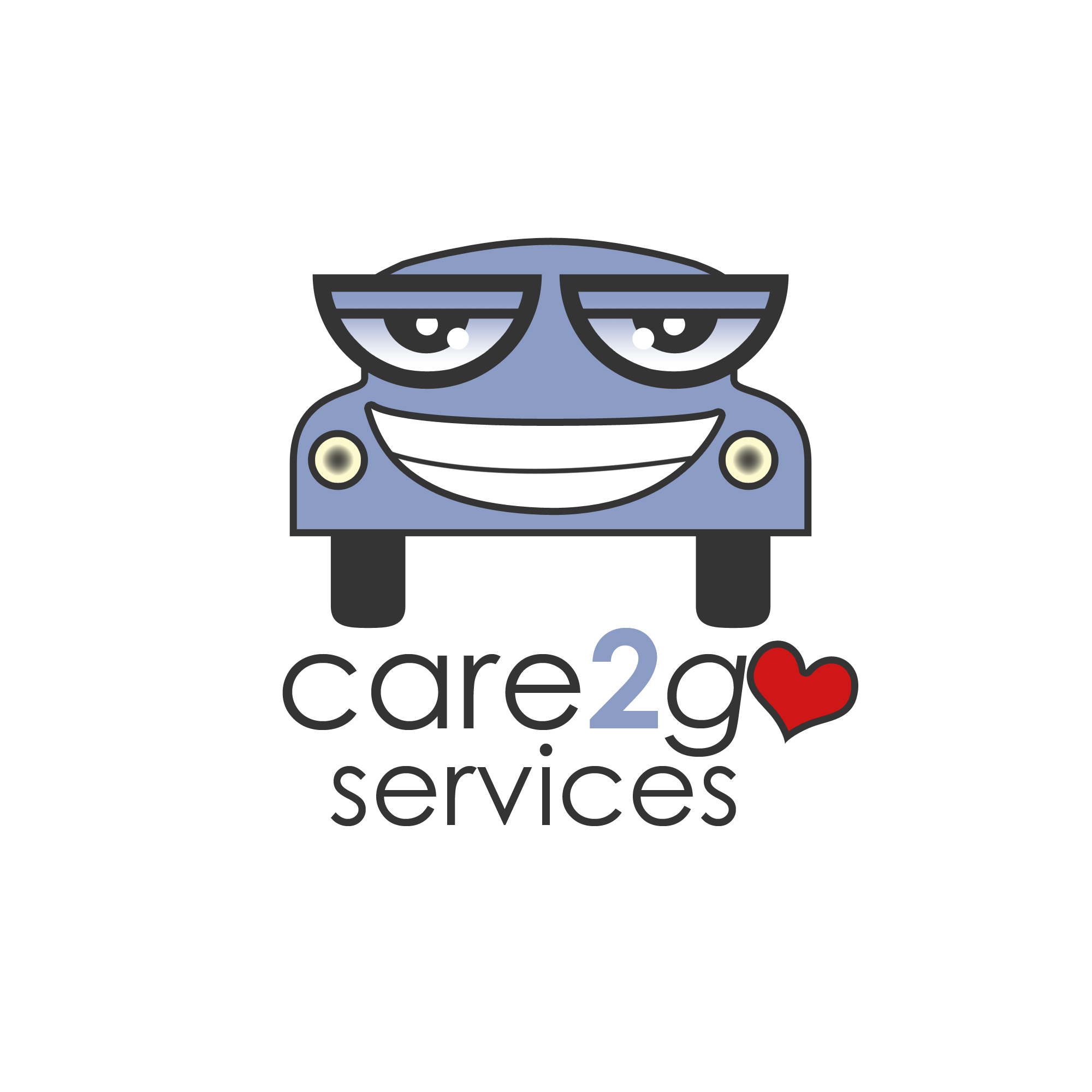 Logo Design by Karim Muhammad - Entry No. 193 in the Logo Design Contest Care To Go Services.