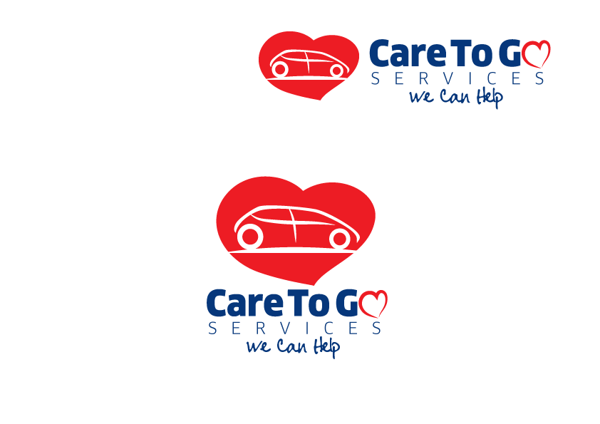 Logo Design by Severiano Fernandes - Entry No. 194 in the Logo Design Contest Care To Go Services.