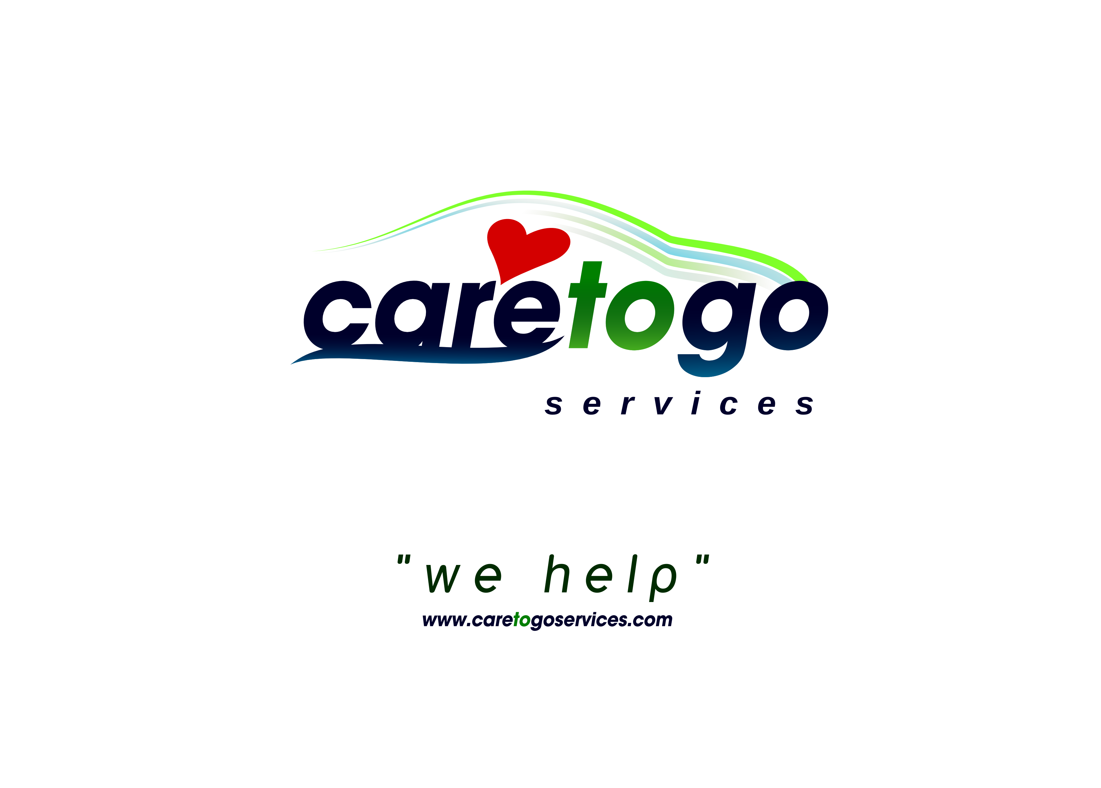 Logo Design by whoosef - Entry No. 195 in the Logo Design Contest Care To Go Services.