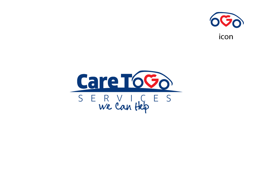 Logo Design by Severiano Fernandes - Entry No. 197 in the Logo Design Contest Care To Go Services.