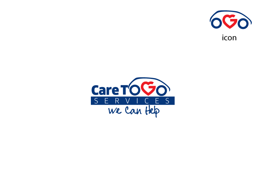 Logo Design by Severiano Fernandes - Entry No. 198 in the Logo Design Contest Care To Go Services.