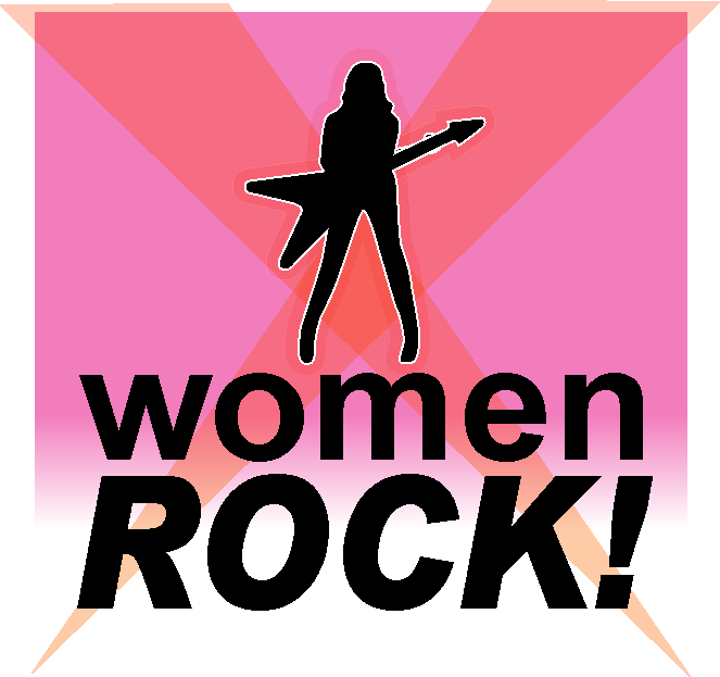 Logo Design by MilesGrahamUK - Entry No. 31 in the Logo Design Contest Women ROCK! - Dress for Success Pittsburgh.