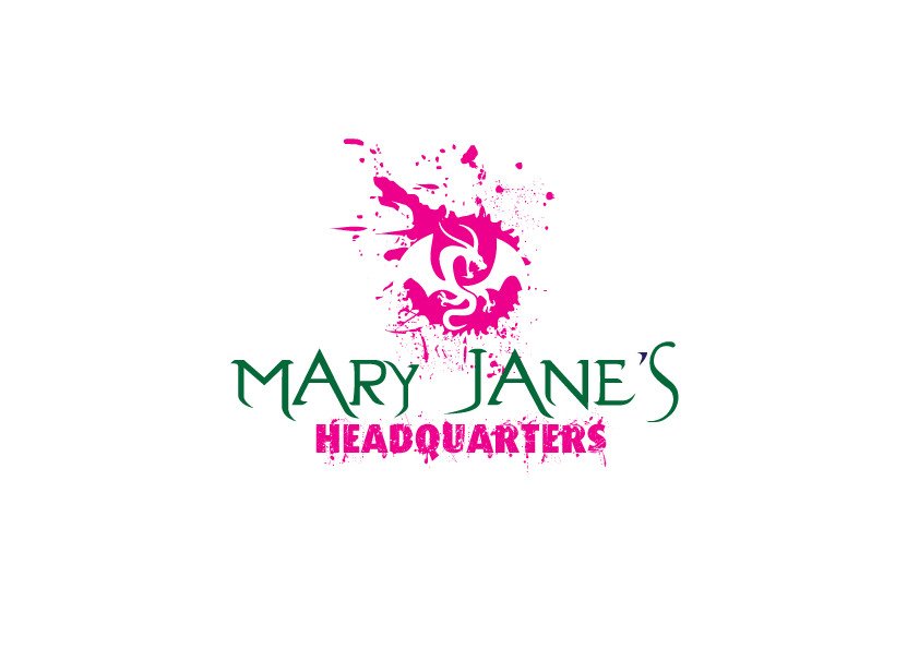Logo Design by Severiano Fernandes - Entry No. 99 in the Logo Design Contest Mary Jane's Headquarters Logo Design.