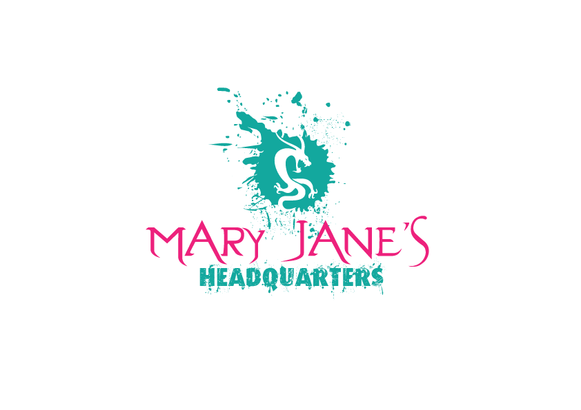 Logo Design by Severiano Fernandes - Entry No. 100 in the Logo Design Contest Mary Jane's Headquarters Logo Design.