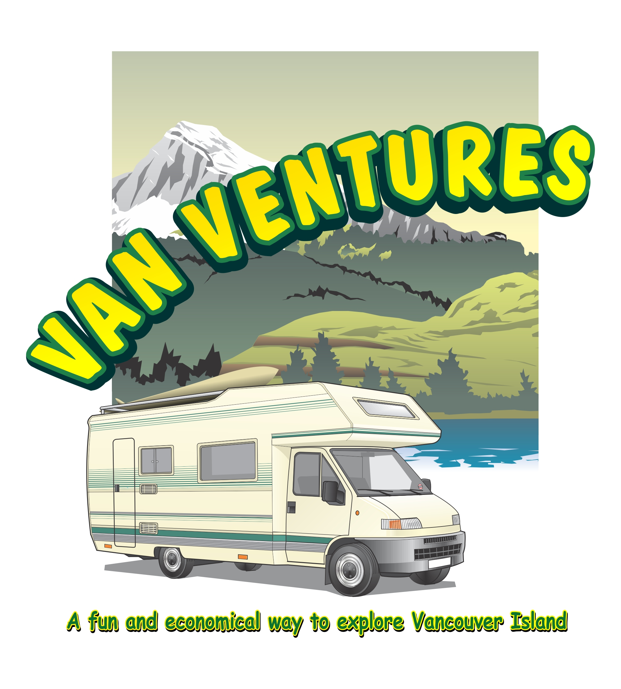 Logo Design by Yohanes Yunianto - Entry No. 12 in the Logo Design Contest New Logo Design for Van Ventures.