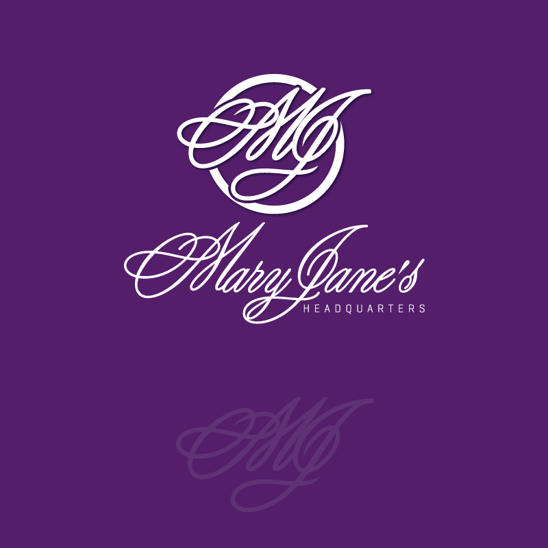 Logo Design by Private User - Entry No. 103 in the Logo Design Contest Mary Jane's Headquarters Logo Design.