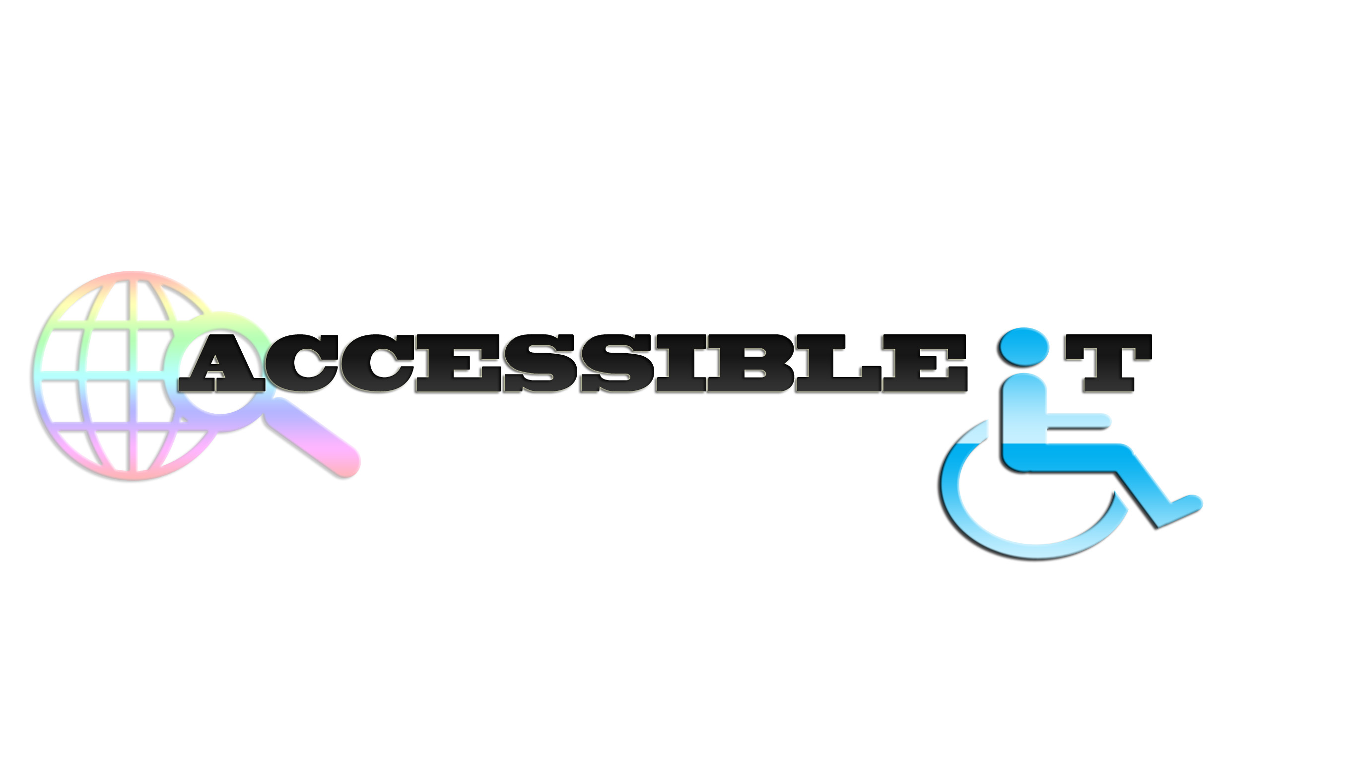 Logo Design by Brian Christiansen - Entry No. 120 in the Logo Design Contest Logo Design Needed for Exciting New Company Accessible IT.