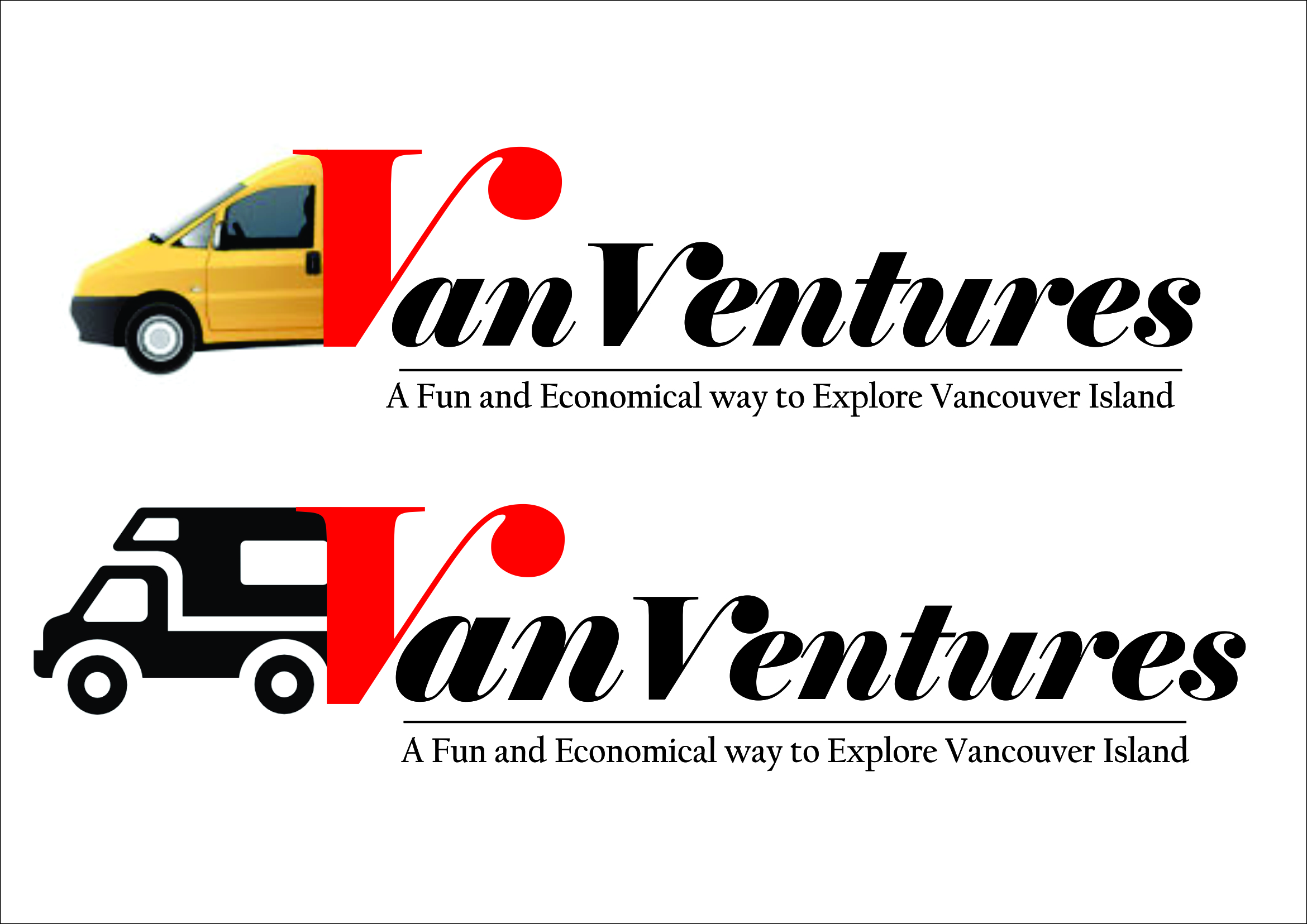 Logo Design by Bineesh Ck Bineesh - Entry No. 17 in the Logo Design Contest New Logo Design for Van Ventures.