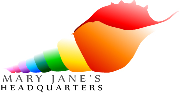 Logo Design by JOHN MICHAEL CUIZON - Entry No. 105 in the Logo Design Contest Mary Jane's Headquarters Logo Design.