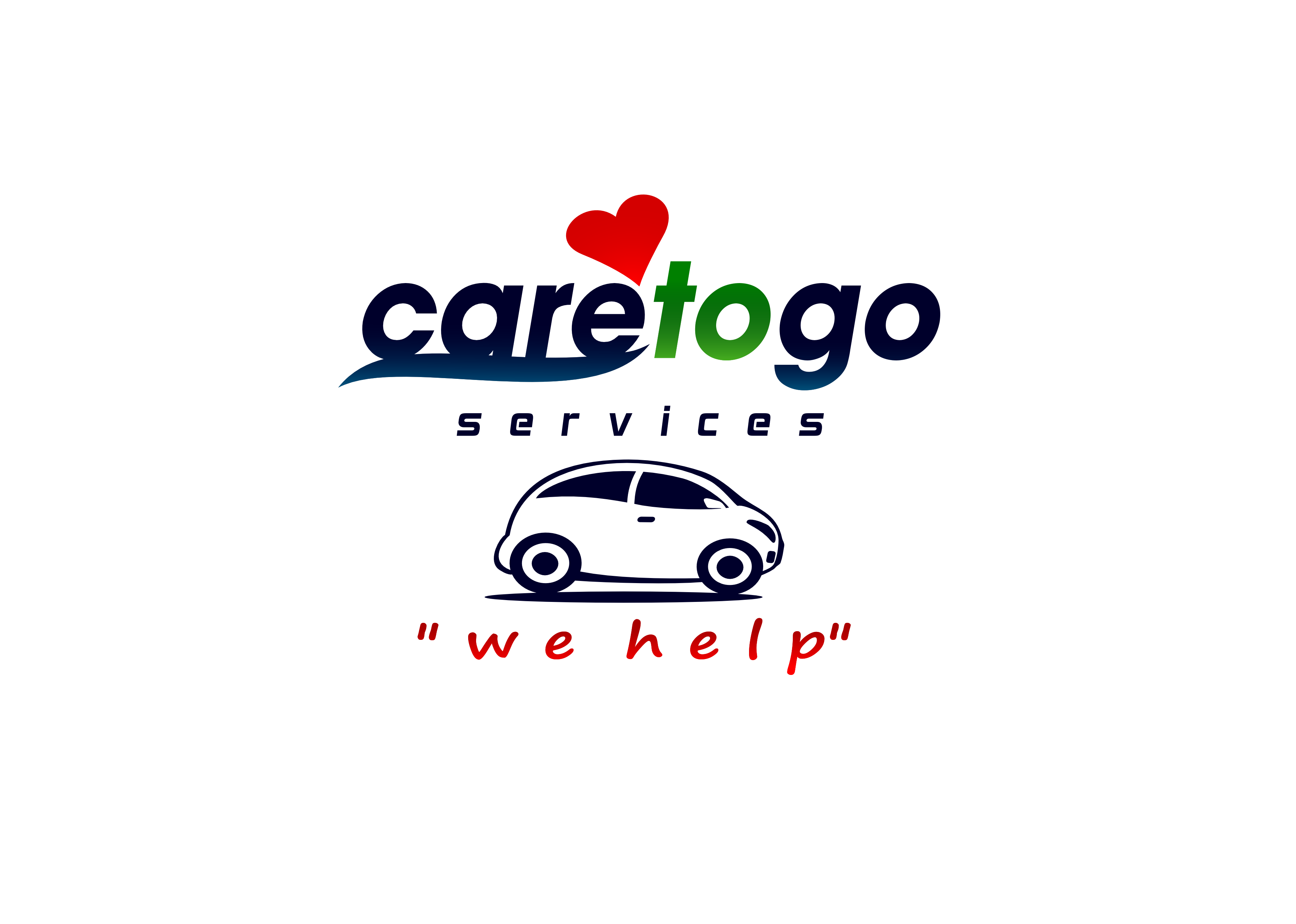 Logo Design by whoosef - Entry No. 229 in the Logo Design Contest Care To Go Services.
