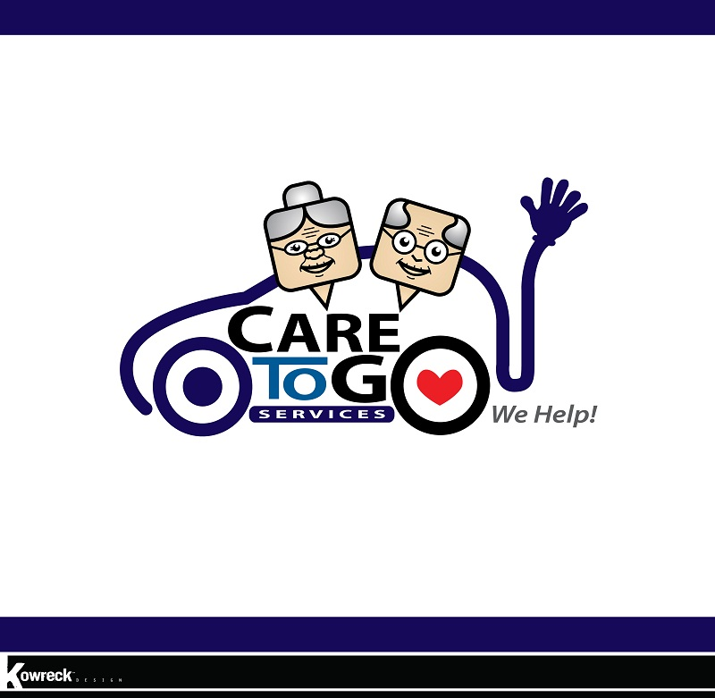 Logo Design by kowreck - Entry No. 232 in the Logo Design Contest Care To Go Services.
