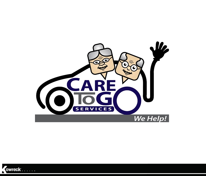Logo Design by kowreck - Entry No. 233 in the Logo Design Contest Care To Go Services.