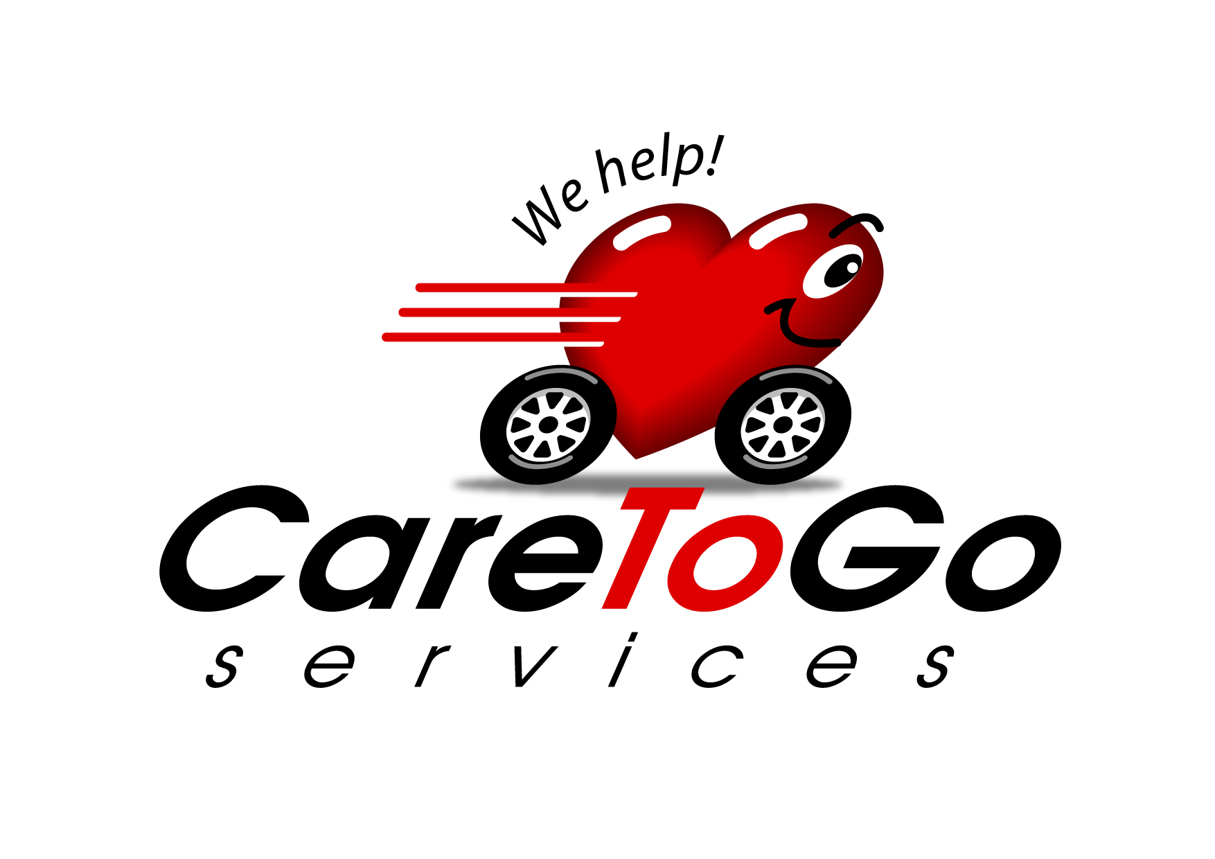Logo Design by Wilfredo Mendoza - Entry No. 237 in the Logo Design Contest Care To Go Services.