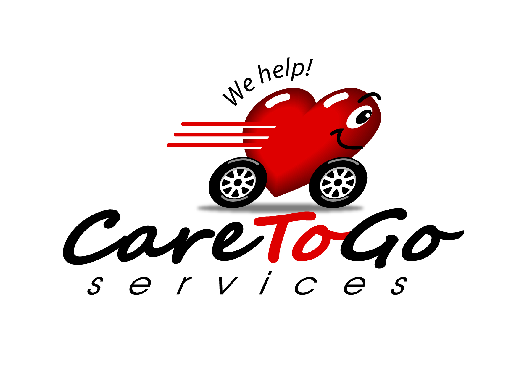 Logo Design by Wilfredo Mendoza - Entry No. 238 in the Logo Design Contest Care To Go Services.