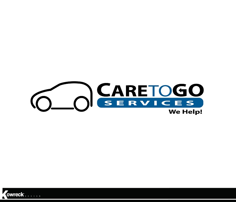 Logo Design by kowreck - Entry No. 241 in the Logo Design Contest Care To Go Services.